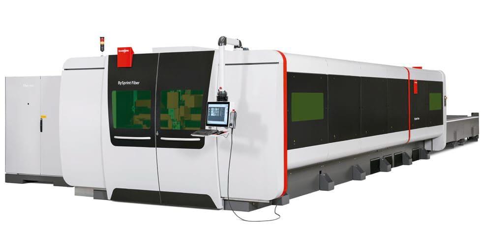 Оборудование Bystronic BySprint Fiber 3015
