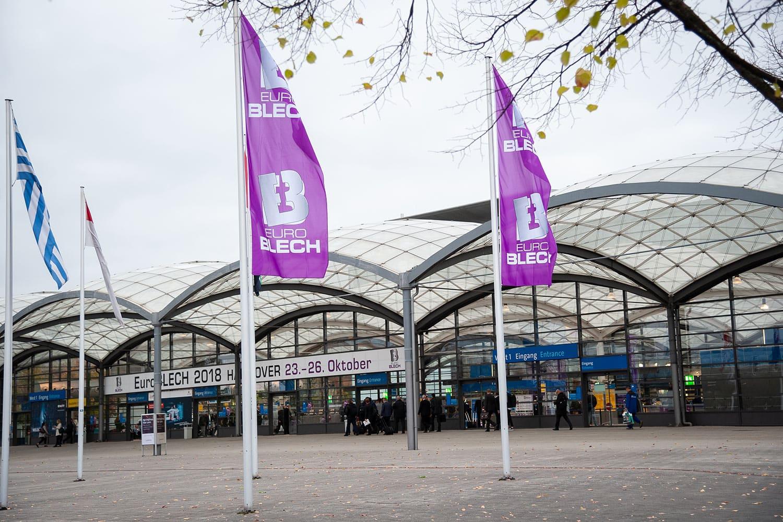 Відвідування виставки EuroBlech 2018